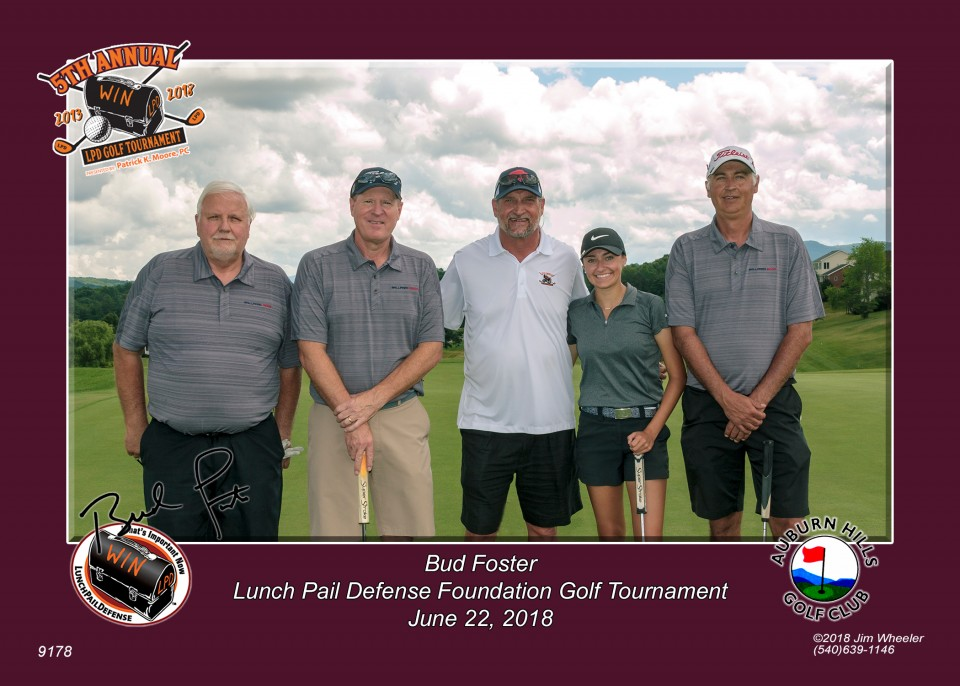 2018 LPDF Golf Tournament